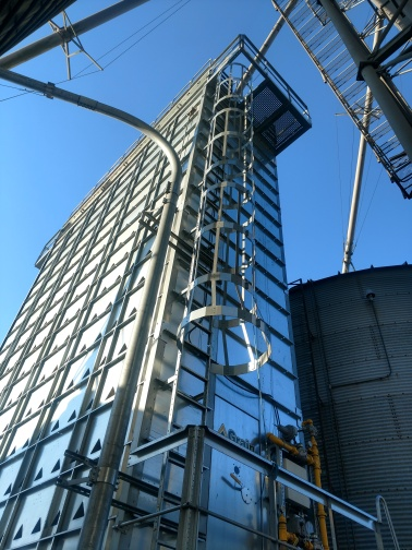 Grain Handler dryer « Dryer Master